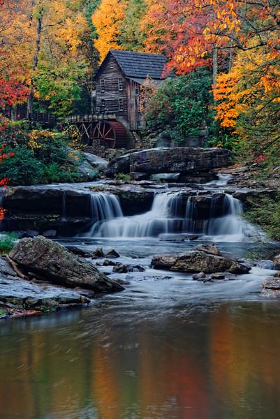 Glade Creek Mill 6