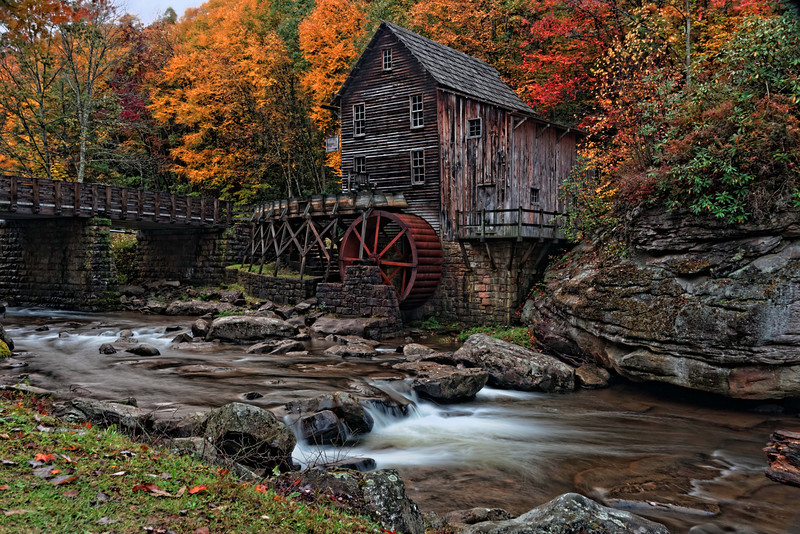 Glade Creek Mill 2