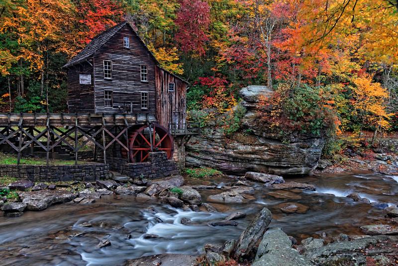 Glade Creek Mill 4