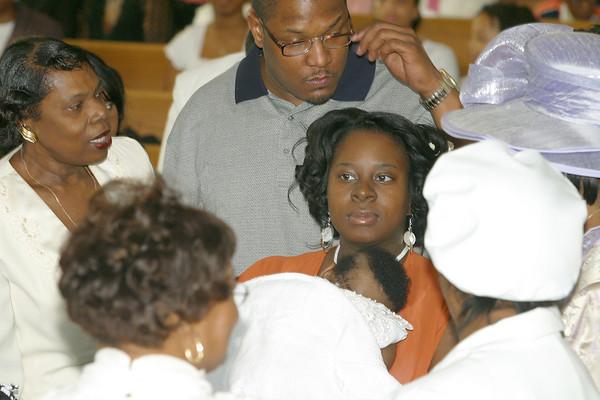 Baptism April 16, 2006
