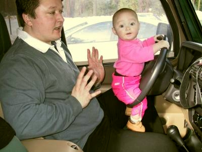 baby drives