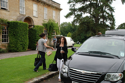 Babington House Summer 2008