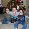 Well, I got to have two Christmas' this year....one with the kids in Cali and the other with the kids in Oregon