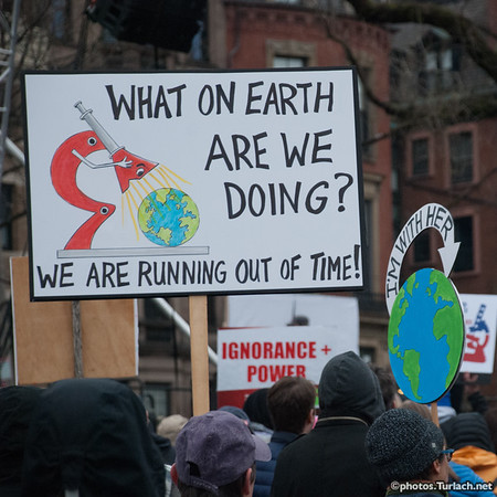 March For Science Boston - 22