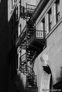 Fire Escape!