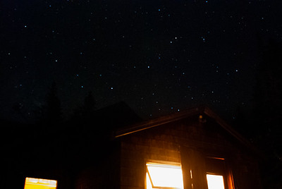 Stars in Bass Harbor - 1
