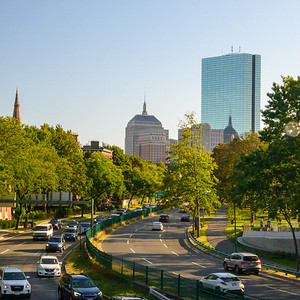 Back Bay and Storrow