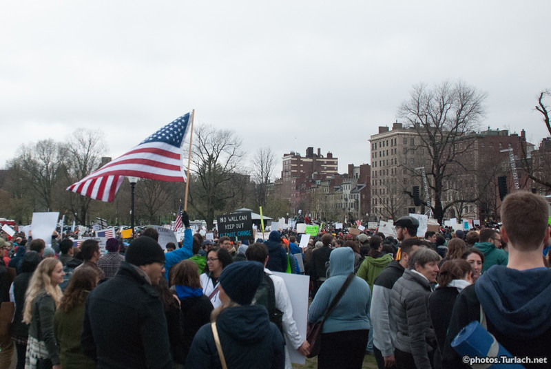 March For Science Boston - 19
