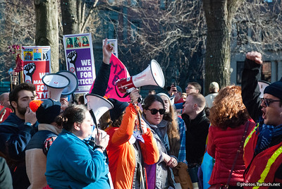 Boston Women's March - 25