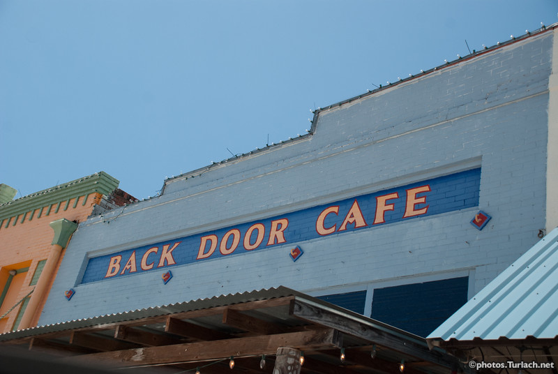 Back Door Cafe