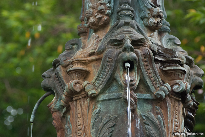 Bar Harbor Fountain - 3