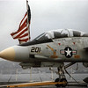 F-14 on the deck - 2