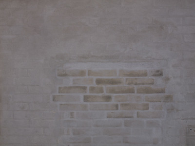 Brick wall. Photo: Martin Bager.