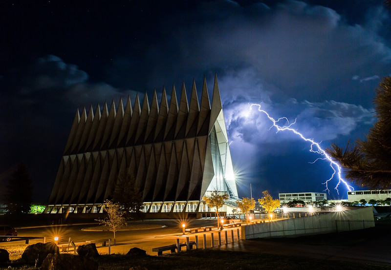 U.S. Air Force Academy --  (U.S. Air Force photo/Trevor Cokley)