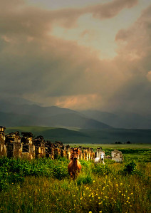 Saratovka, Armenia.
