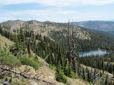 Worden Lake.