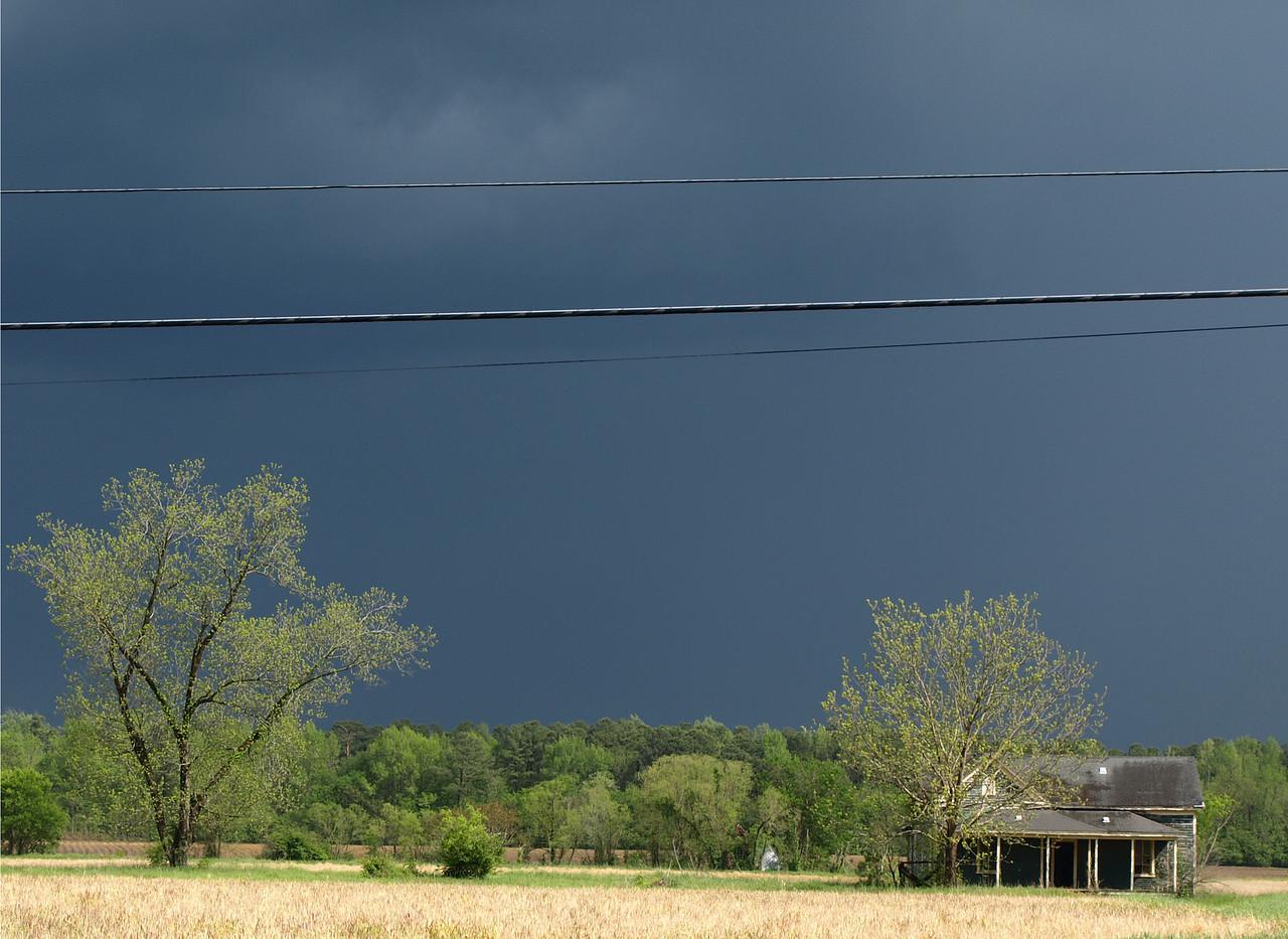 Kimberli's storm I think