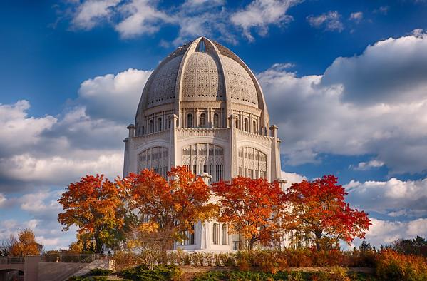 Bahai autumn 2