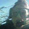 Self Portrait with Fish Lips. Key West, FL.
