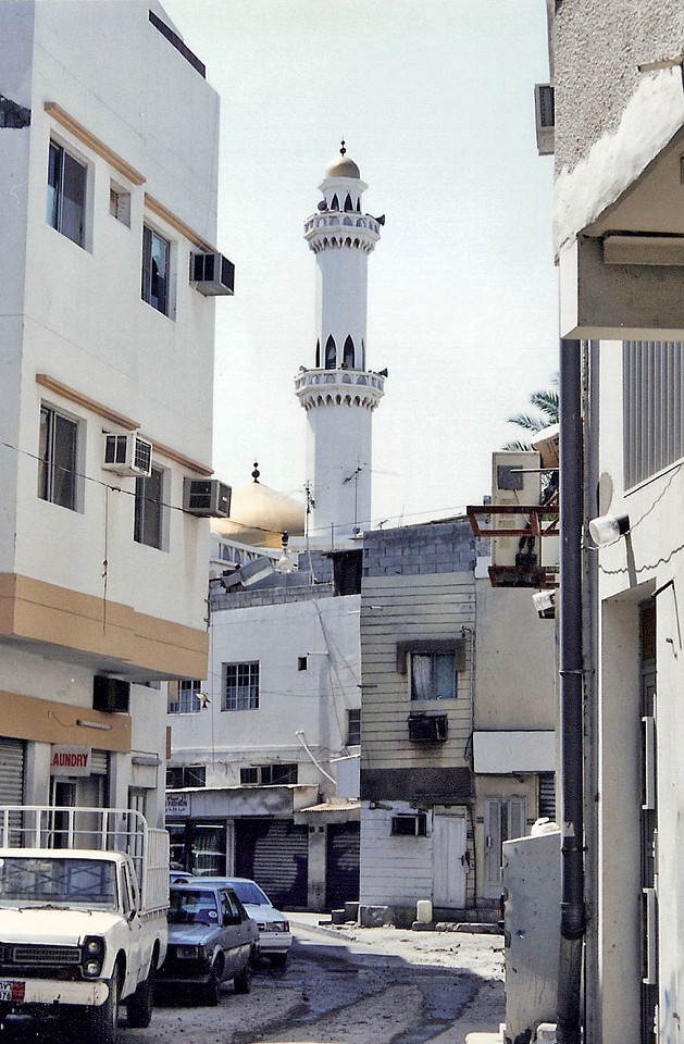 Manama around 1997 4 SM