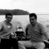 Photos courtesy of Spanish Petty Officer Manuel Borja, who trained at USNTC BAINBRIDGE from 1963 to 1964, attending Fire Control School.<br /> <br /> Boating on the Susquahanna River.