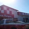 somewhere just west of Albuquerque