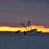 early rising fishing boat