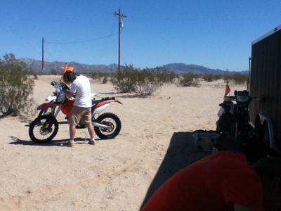 Baja Rally pics
