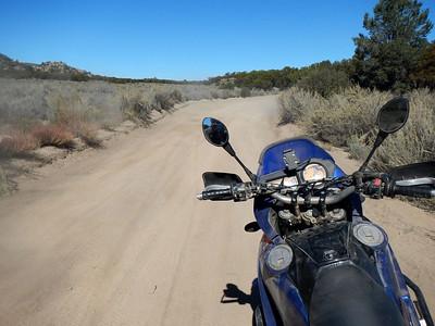 Baja rides