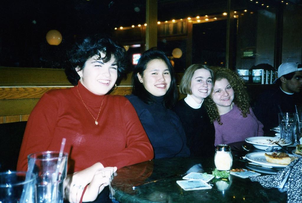 My birthday, 1994.