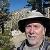 West Baldy behind me on the skyline.