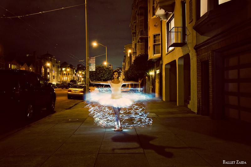 Dancer - Hannah Foster.<br /> <br /> Location - San Francisco, California.<br /> <br /> © 2010 Oliver Endahl