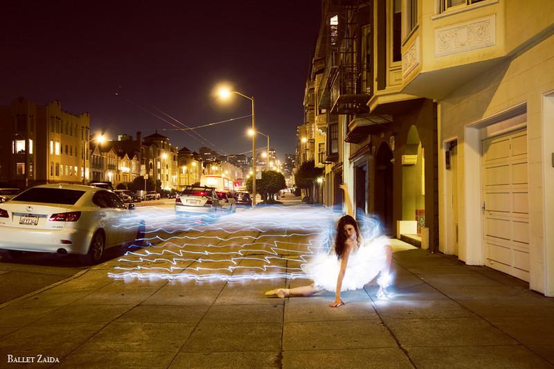 Dancer - Caitlin McAvoy.<br /> <br /> Location - San Francisco, California.<br /> <br /> © 2010 Oliver Endahl