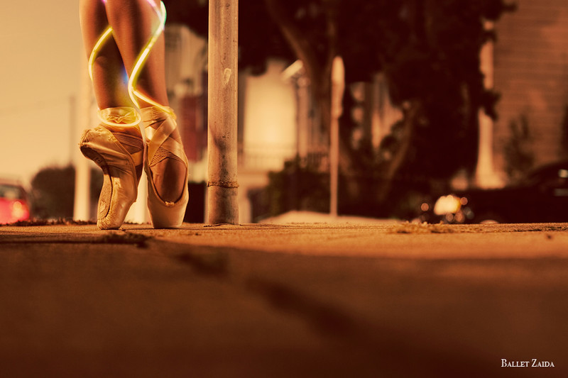 Dancer - Elizabeth Powell.<br /> <br /> Location - San Francisco, California.<br /> <br /> © 2010 Oliver Endahl