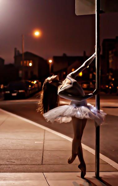 Dancer - Gemma Marina.<br /> <br /> Location - San Francisco, California.<br /> <br /> © 2011 Oliver Endahl