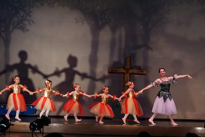 Skylar Ballet 2012