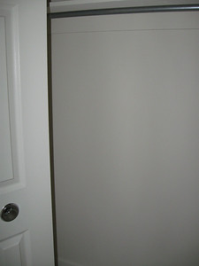 front entry closet
