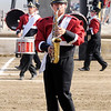 Frankton performs during Indiana State Fair Band Day on Friday.