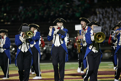 Open Door marching band at band-O-Rama. photo by Ray Riedel