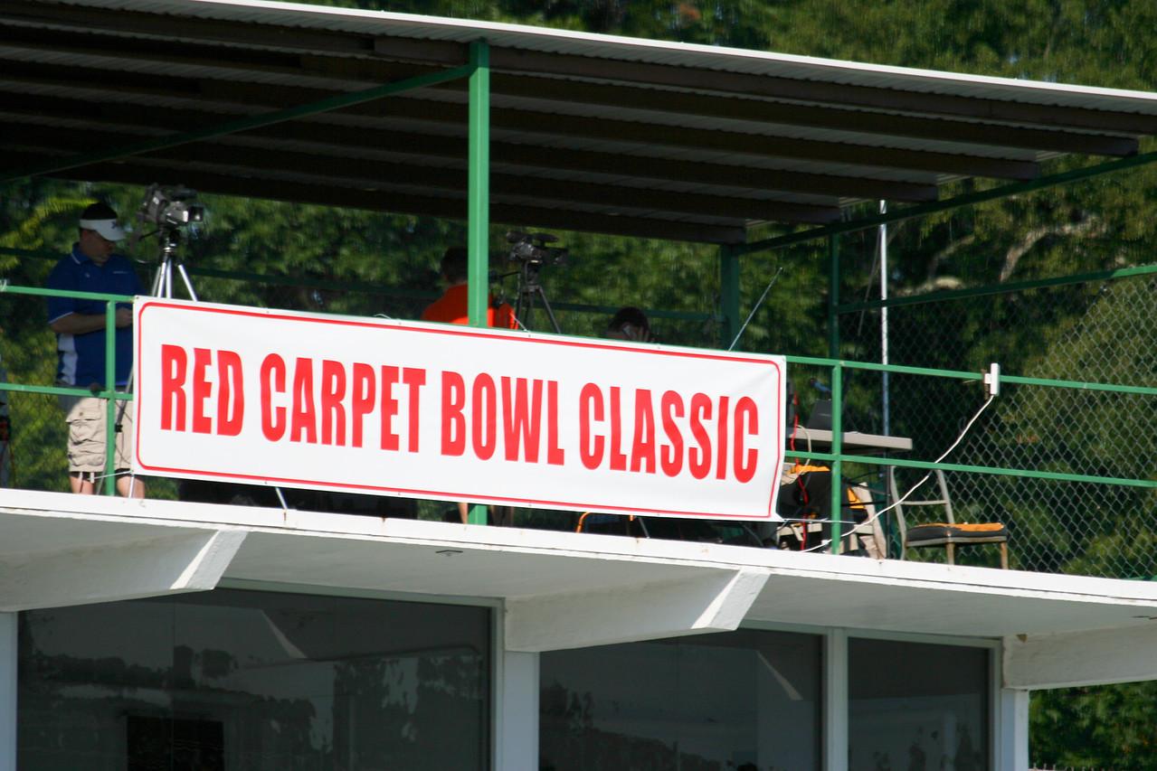 Red Carpet Bowl 2009