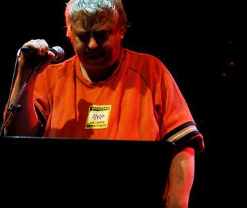 Daniel Johnston, 2/21/08, Highline Ballroom
