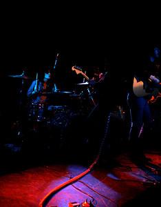 Hymns, Mercury Lounge, 3/4/07