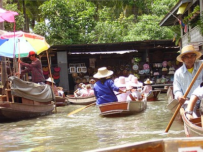 more floating market