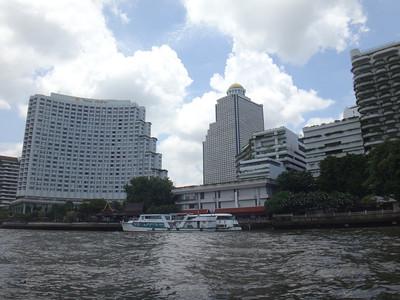 Bangkok by boat/Water Market