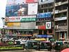 gulshan 2 circle.  upscale part of town... so i'm told. dhaka