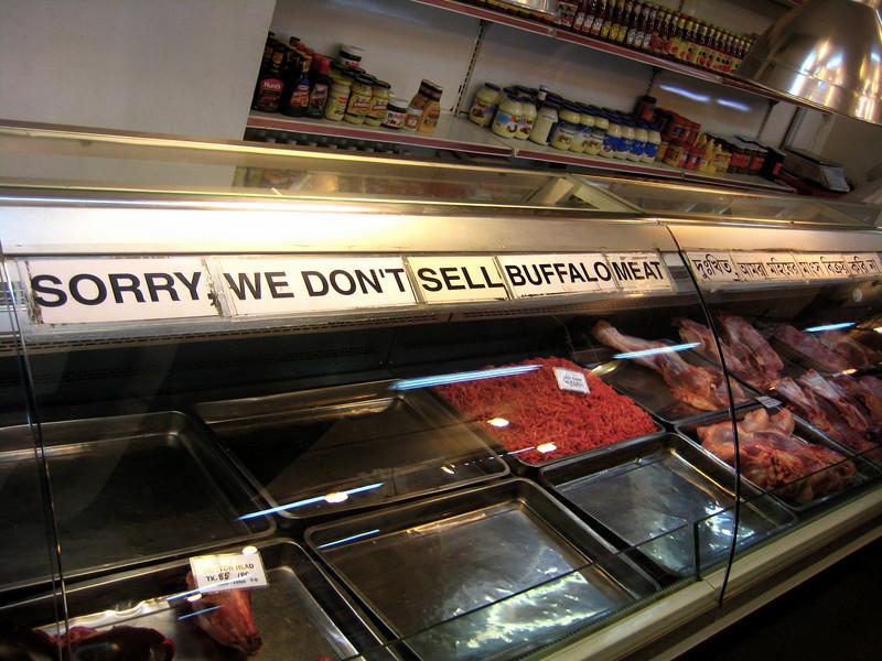 damn!  where am i gonna get buffalo meat?