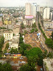 view of dhaka from BRAC centre