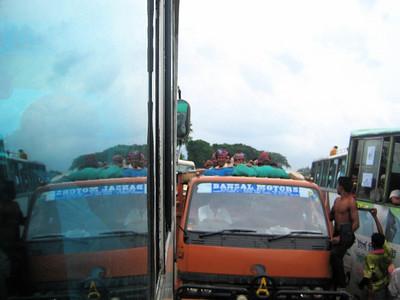 bus trip to faridpur