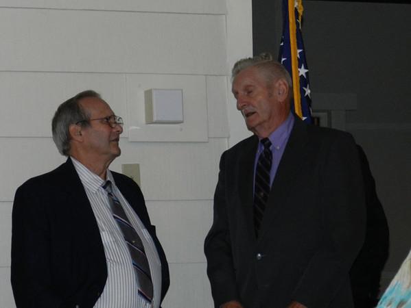 Wayne Steinmetz and Alvin Messinger