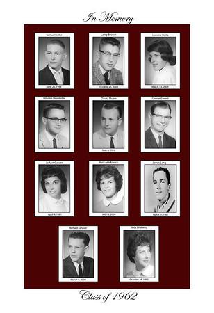 Our deceased classmates